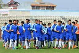 حضور پرتعداد هواداران ملوان بر سرتمرینات این تیم