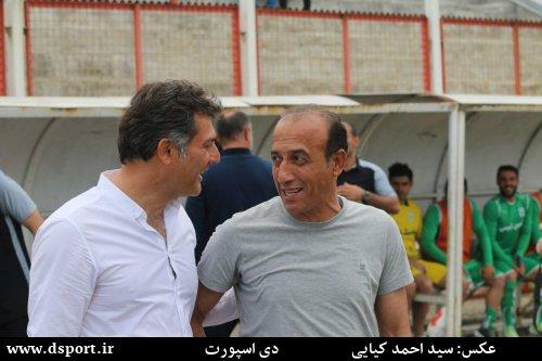 علی فلاح +هادی طباطبایی