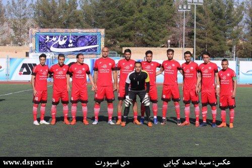 سید محمد حسینی+ دروازه بان +سپیدرود رشت +لیگ دسته اول