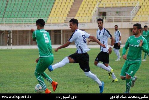 نتایج هفته سوم لیگ دسته دوم +جدول