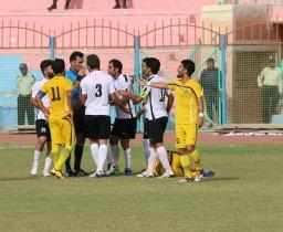 نتایج مرحله نهایی لیگ دسته یک جوانان کشور