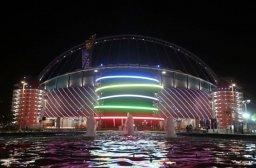 رونمایی از «ورزشگاه یخچالی» جام جهانی 2022