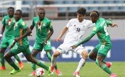 ایران بازی 2 بر صفر برده را به زامبیا باخت