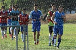 گزارش تمرین امروز ملوان بندر انزلی (عکس)