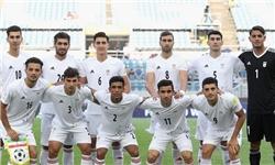 تیم ملی امید ایران از صعود بازماند