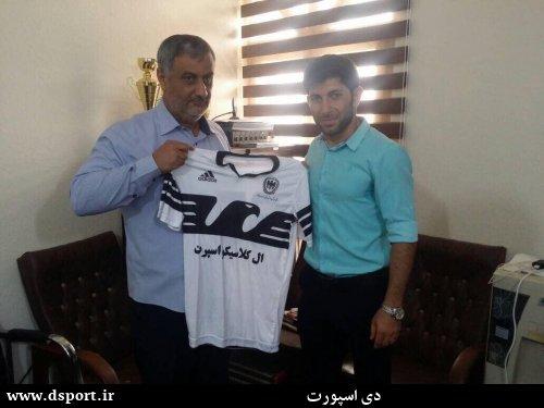 شاهین شهرداری بوشهر + حمیدرضا سلیمانی