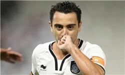 علاقه ژاوی به مربیگری در تیم ملی فوتبال قطر