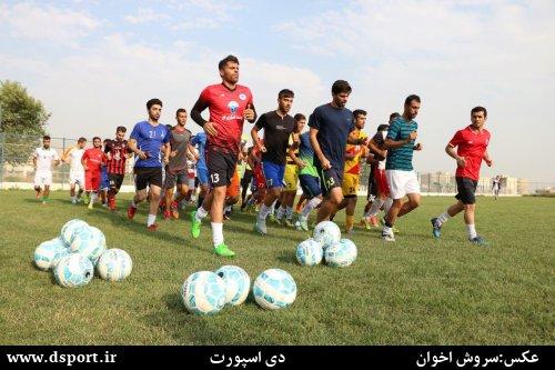 گزارش تصویری تمرینات اکسین البرز