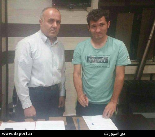 هادی اصغری شهرداری ارومیه