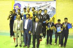 یکه تازی تهرانی ها در مدال آوری المپیاد ورزشی دانشجویان پسر علمی کاربردی