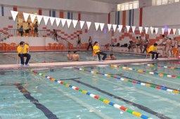 شناگران برتر چهار ماده مشخص شدند