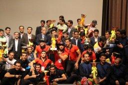 توزیع 199 مدال رنگارنگ در المپیاد ورزشی دانشجویان پسر علمی کاربردی