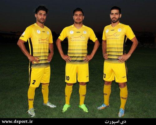 ترکیب تیم فجرسپاسی شیراز اعلام شد