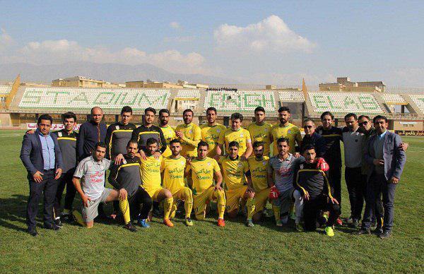 حضور باشگاه ایرانیان البرز در لیگ ۳