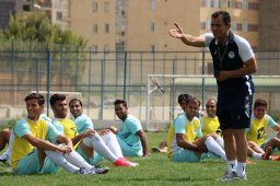 اکسینی ها مصمم برای حضور پرقدرت در جام حذفی
