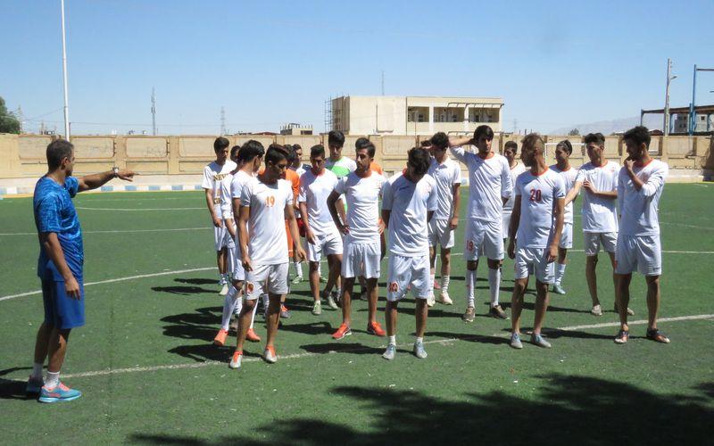 تیم امید مس در جام حذفی به میدان میرود