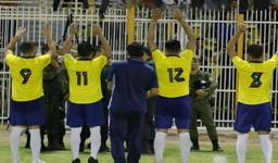 فجر در دقایق پایانی قافیه را شاگردان فکری باخت