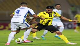 استقلال خوزستان 0 - 1 پارس جنوبی؛ پارس جنوبی موقتا در صدر