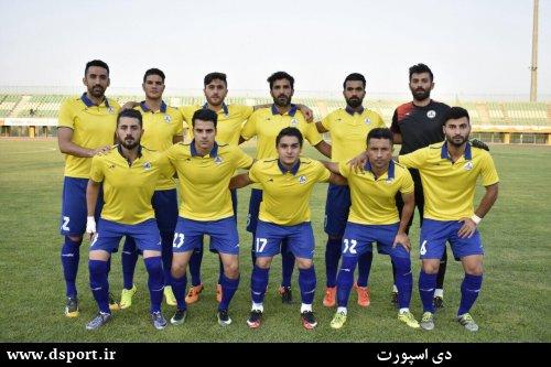 ترکیب تیم فوتبال نفت مسجد سلیمان اعلام شد