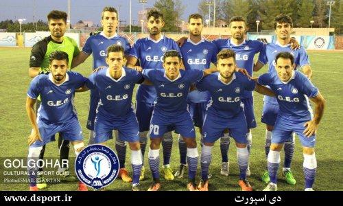 ترکیب تیم فوتبال گل گهر سیرجان اعلام شد
