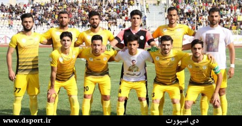 ترکیب تیم فوتبال فجرسپاسی شیراز اعلام شد
