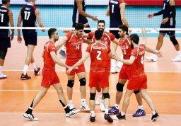 تیم والیبال ایران حریفان خود را شناخت