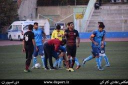 نتایج هفته پنجم لیگ دسته سه