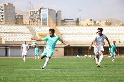 پیروزی شاگردان پورغلامی برابر تیم اکسین البرز
