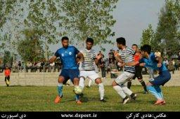 نتایج هفته ششم لیگ دسته سه