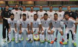 فوتسالیستهای ایران در رده پنجم جهان