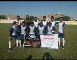 پیروزی نماینده میناب برابر شهیدرضایی فیروز آباد
