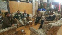 برگزاری جلسه هماهنگی دیدار سردار بوکان و کاسپین