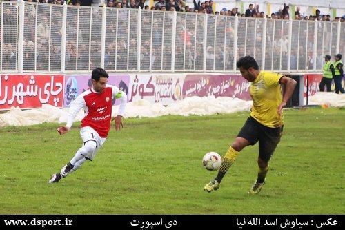 لغزش دوباره شاگردان فکری اين بار در دربي خوزستان