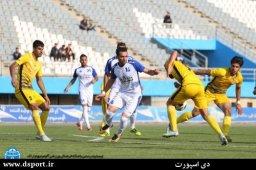 پیش بازی فجر سپاسی شیراز - آلومینیوم اراک