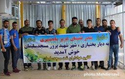 تشكر و قدرداني ماهشهري ها از هواداران مسجد سليماني
