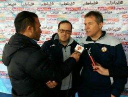 اسکوچیچ : از نتیجه بازی بسیار راضی هستم/بازیهای آینده تیم ما بسیار سخت است