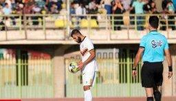 غلامرضاپور : انتظار داشتم در شیراز تشویق می شدم