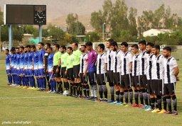 اعلام برنامه جدید مسابقات گروه الف مرحله نهایی لیگ دسته دوم