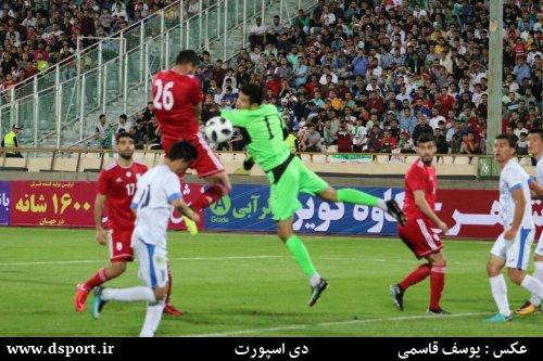آس: ایران بار دیگر نشان داد که تیم چغری است