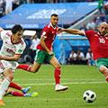 بازیکن کلیدی مراکش غایب بزرگ برابر پرتغال