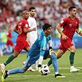بیرانوند و حسینی در بین بازیکنان آسیایی تأثیرگذار در جام جهانی ۲۰۱۸