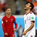 پورعلی گنجی: هدفم بازی در اسپانیا و هلند است