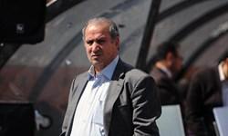 بازدید سرزده تاج از ورزشگاه امام رضا (ع)