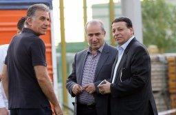 تاج: کیروش در جام ملتها سرمربی ایران است
