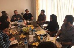 شکی : تشکیل تیم فوتبال گلستان در لیگ دسته دوم در نقطه صفر قرار دارد