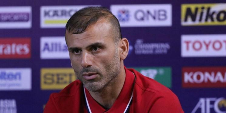 حسینی: السد 99 درصد تیم ملی قطر است